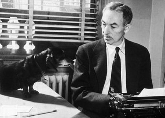 E. B. White's letter about his dog