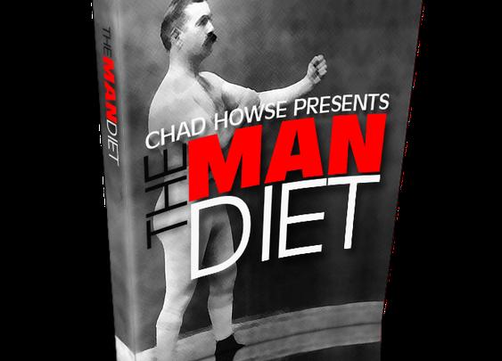 Man, You're Eating Like a Woman! - Man Diet - Enhance Testosterone