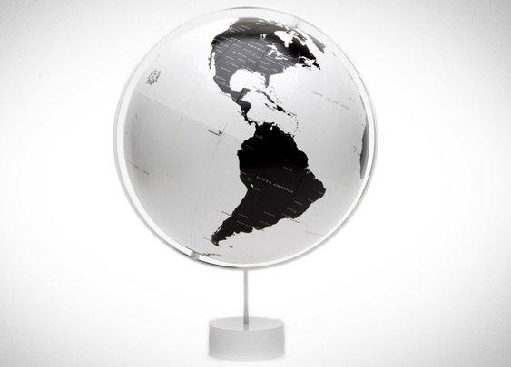 Monocle x Nendo Watanabe Globe: What A Wonderful World