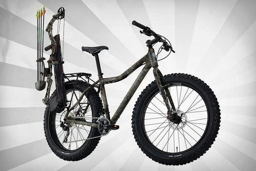Men's Gear: REALTREE X COGBURN CB4 HUNTING BIKE | Awesome Tech Gadgets Men Want | Coolest Gift Ideas For Guys