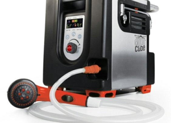 Aquacube Series III Instant Hot Water and Portable Shower  - Sportsman's Warehouse