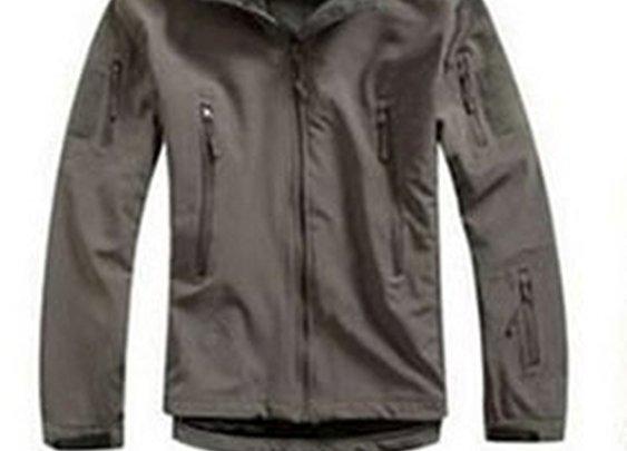 Men's Waterproof Army style coat