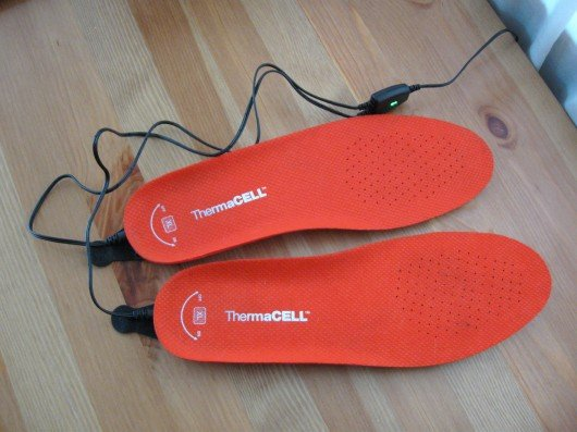 Review: ThermaCELL Heated Insoles