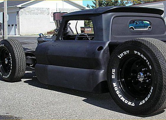 Chevy Rat Rods | Rat Rod Cars & Trucks | Old Rat Rods 1938, 46', 53'