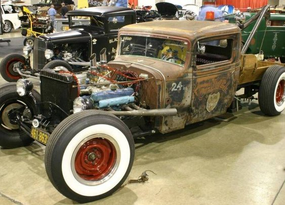 1932 Chevy Rat Rod Truck