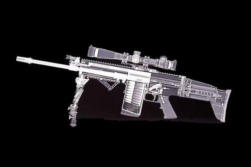 X-RAY GUN PRINTS