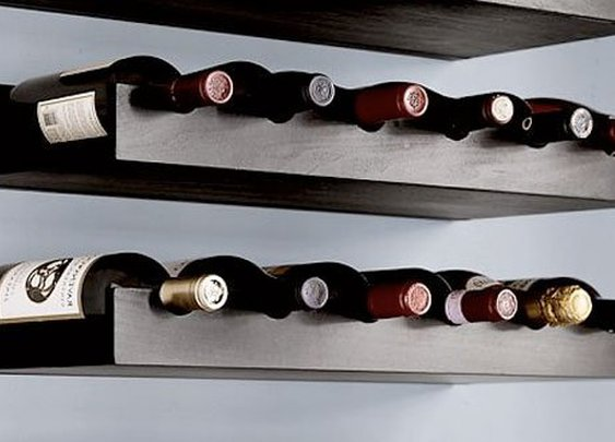 12 Small Space Wine Racks