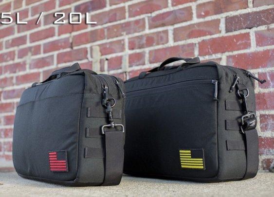 GoRuck Shoulder Bag Preview | Loaded Pocketz