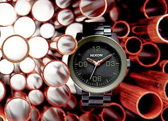 NIXON INDUSTRIAL CRAFT COLLECTION