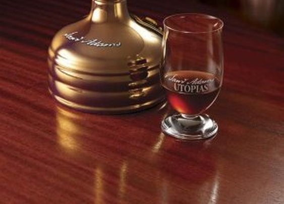 World's most expensive beer - Samuel Adam's Utopias