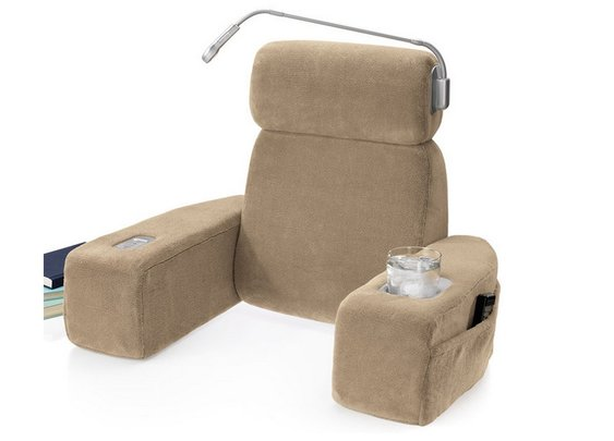 Massaging Bed Rest - BonjourLife