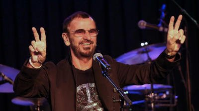 The best Beatles' story of all--Ringo's?