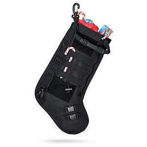 ThinkGeek :: Tactical Holiday Stocking
