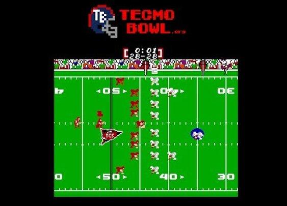 Tecmo Super Bowl 2013 Auburn Missed FG Kick Return in the Iron Bowl
