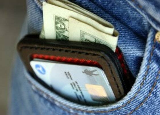 COOL FRONT POCKET WALLET-MADE IN AMERICA