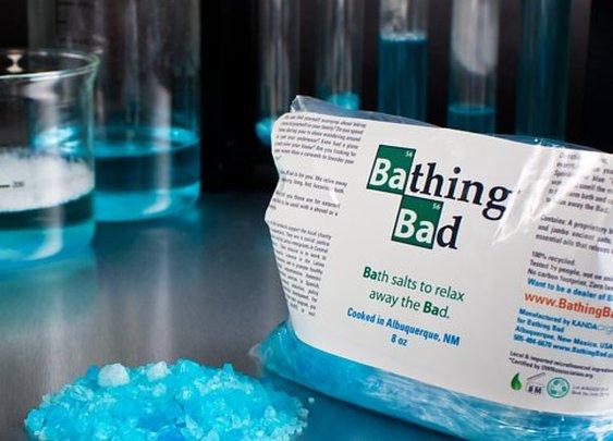 Bathing Bad Bath Salts