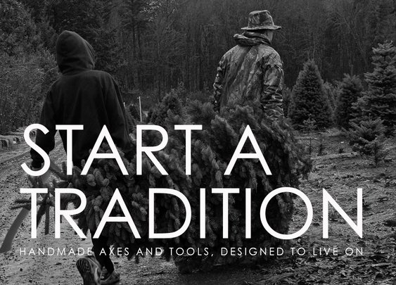 Victor Axe + Tool: Start a Tradition