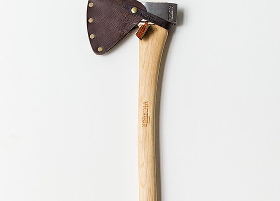 """Victor Axe + Tool Onekama - 24"""" Hudson Bay Axe: ORN HANSEN, Vintage + American Made General Store"""