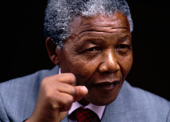 Nelson Mandela: a life in pictures | World news | theguardian.com