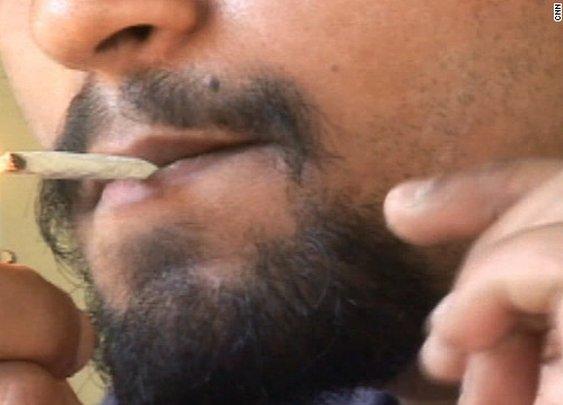 Does smoking pot cause man boobs?