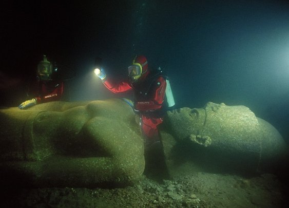 An Ancient City Is Discovered Underwater. What They Found Will Change History Forever