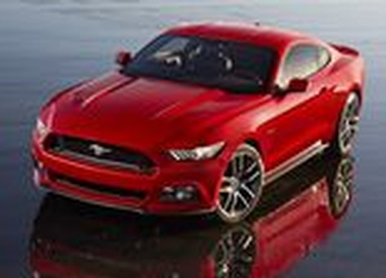 2015 Ford Mustang radically new, retro