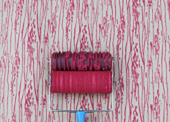 Patterned Paint Rollers from NotWallpaper  by NotWallpaper on Etsy