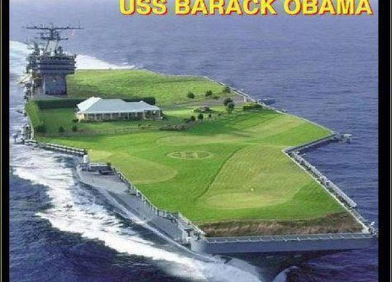 USS Barack Obama | Political Humor