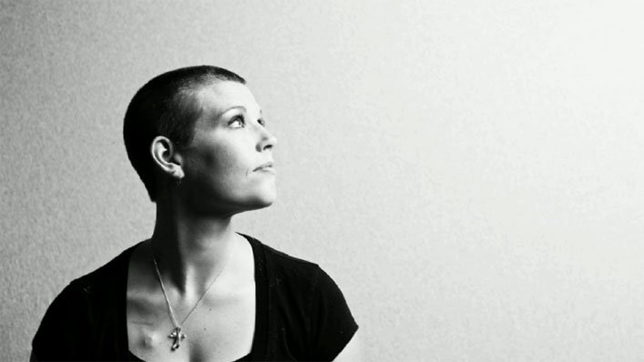 In the face of cancer, she finds hope in Jesus
