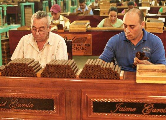 Cigars, Cigars, Cigars