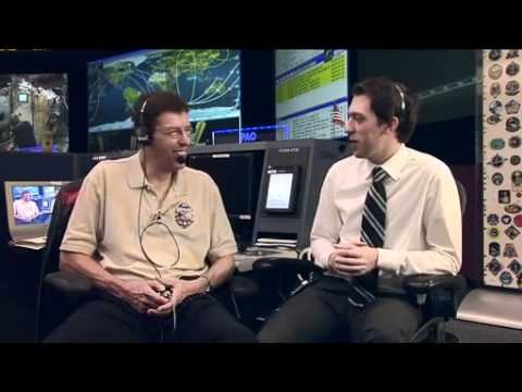 ISS Update: VASIMR Plasma Rocket - YouTube
