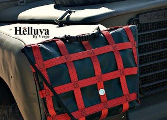 Helluva Messenger Bag-Made In America