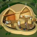 Triple Dome Survival Shelter | Tiny House Design