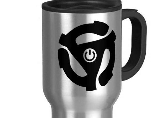 45 RPM Power Adapter Mug