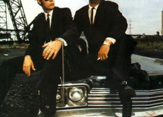 Badass  - The Blues Brothers