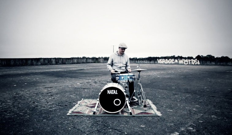 Drummer Demonstrates What Real Music Sounds Like