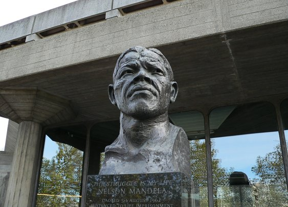 3 Things You Didn't (Want To) Know About Nelson Mandela - The Backbencher