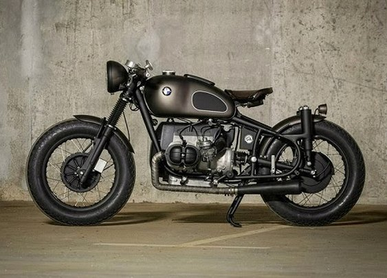 Men's Gear: BMW R80 ER MOTORCYCLES | Awesome Tech Gadgets Men Want | Coolest Gift Ideas For Guys