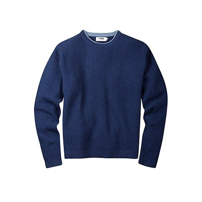 Lodge Crewneck Sweater by MK