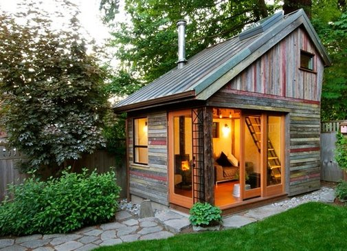 I Can't Stop Looking at Photos of Absurdly Tiny Homes - Emily Badger - The Atlantic Cities