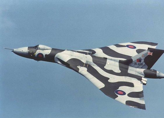 XL426 in the RAF | Vulcan Restoration Trust