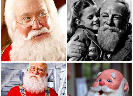 7 Great Santa Claus Movies