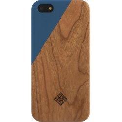 Native Union CLIC- Wooden Case, Apple iPhone 5s/5 in Aquamarine  | TESSCO