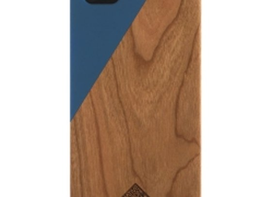 Native Union CLIC- Wooden Case, Apple iPhone 5s/5 in Aquamarine  | TESSCO