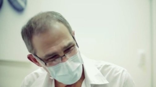 A Patient's Thoughts on God Leave Him Speechless