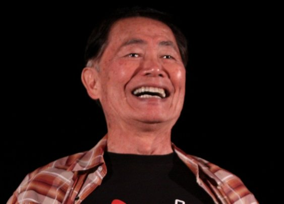 Oh my! George Takei is a master Amazon review troll