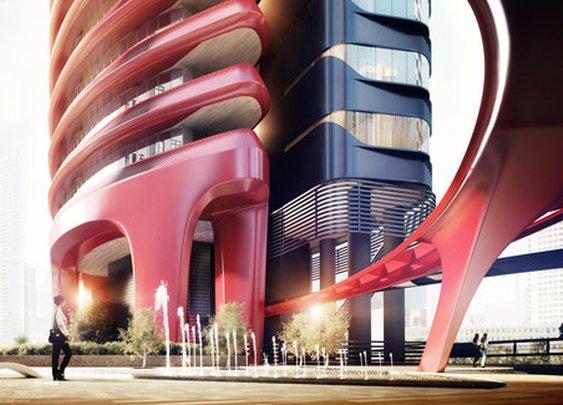 Pininfarina Ferra Luxury Residential