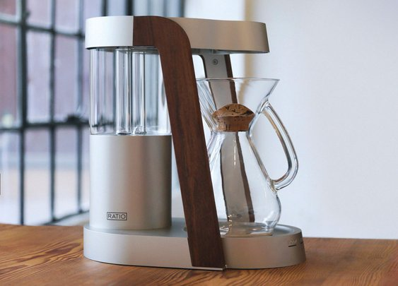 Ratio Eight Coffee Machine: Much Better than 1-7