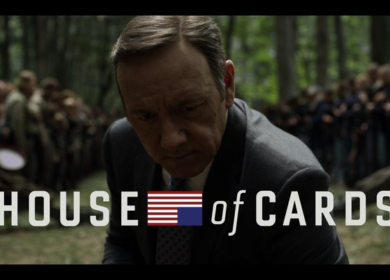 House of Cards - Season 2 - Teaser Trailer - Netflix - HD - YouTube