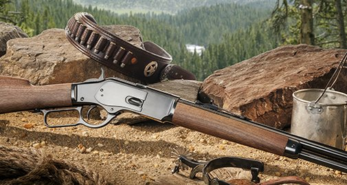 Winchester Repeating Arms -- Home Page for Winchester Rifles and Shotguns